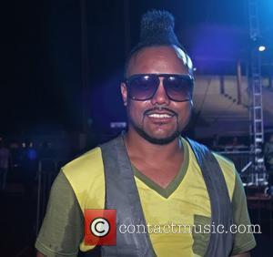 apl,de.ap of the Black Eyed Peas The Electric Daisy Carnival at Sixto Escobar Stadium Puerto Rico - 29.08.10