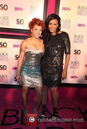 Keyshia Cole and Beverly Bond  5th Annual Black Girls Rock awards with BET held at the Paradise Theater -...