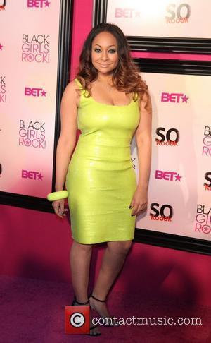 Raven Symone 5th Annual Black Girls Rock awards with BET held at the Paradise Theater - Red Carpet Arrivals...
