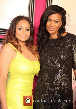 Raven Symone and Beverly Bond  5th Annual Black Girls Rock awards with BET held at the Paradise Theater -...