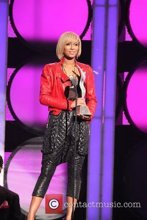 Keri Hilson 5th Annual Black Girls Rock awards with BET held at the Paradise Theater -  New York City,...