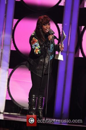 Missy Elliot 5th Annual Black Girls Rock awards with BET held at the Paradise Theater -  New York City,...