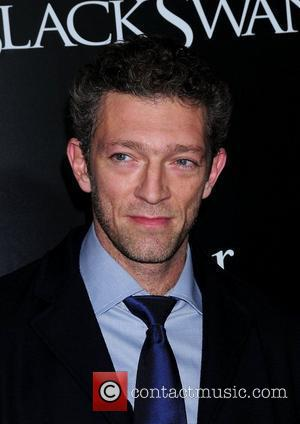 Vincent Cassel New York premiere of 'Black Swan' held at Ziegfeld Theatre - Arrivals New York City, USA - 30.11.10