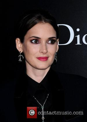 Winona Ryder New York premiere of 'Black Swan' held at Ziegfeld Theatre - Arrivals New York City, USA - 30.11.10