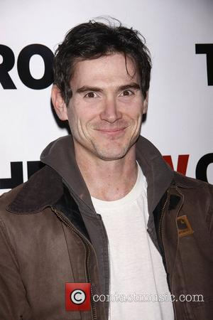 Billy Crudup Cast party and celebration for the New Group's World Premiere production of 'Blood from a Stone' held at...