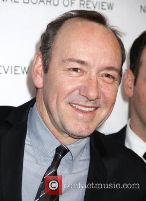 Spacey Honoured For Theatre Work