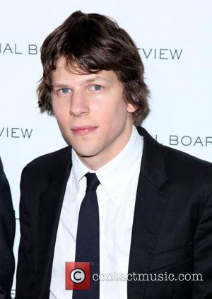 Jesse Eisenberg  The 63rd National Board of Review of Motion Pictures Gala, held at Cipriani 42nd Street - Arrivals...