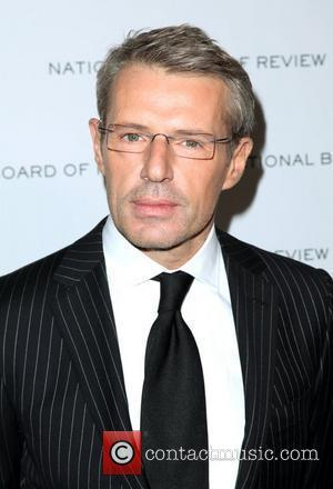 Lambert Wilson  The 63rd National Board of Review of Motion Pictures Gala, held at Cipriani 42nd Street - Arrivals...