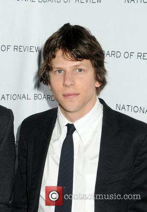Jesse Eisenberg The 63rd National Board of Review of Motion Pictures Gala, held at Cipriani 42nd Street - Arrivals New...
