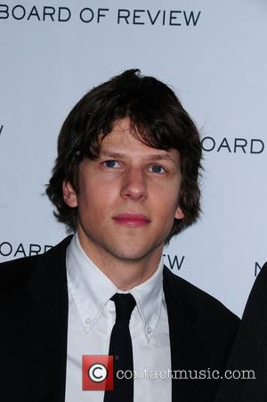 Jesse Eisenberg The 63rd National Board of Review of Motion Pictures Gala, held at Cipriani 42nd Street -Arrivals  New...