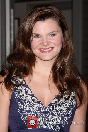 Heather Tom Guinness World Records presents The Bold and the Beautiful with the certification as the Most Popular Daytime TV...