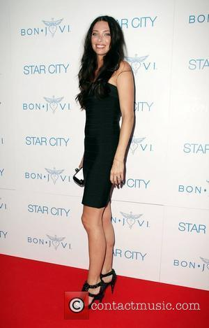 Erica Packer Bon Jovi 'Celebrity Only' concert in the Lyric Theatre of Star City Casino - Arrivals Sydney, Australia -...