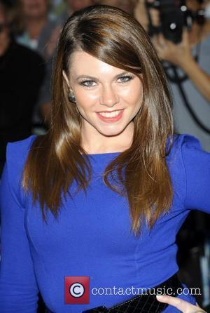 Alison Carroll  'Bonded By Blood' film premiere at the Odeon Covent Garden.  London, England - 31.08.10