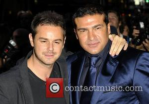 Danny Dyer & Tamer Hassan 'Bonded By Blood' film premiere at the Odeon Covent Garden.  London, England - 31.08.10