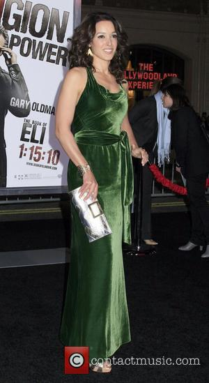 Actress Jennifer Beals Los Angeles Premiere of 'The Book Of Eli' held at the Grauman's Chinese Theater - Arrivals Los...