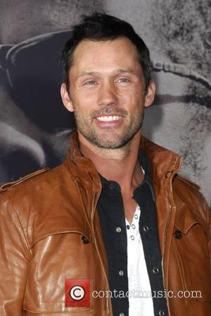 Jeffrey Donovan Los Angeles Premiere of 'The Book Of Eli' held at the Grauman's Chinese Theater Los Angeles, California -...