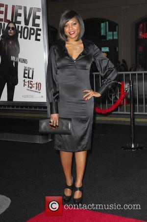 Taraji Henson Los Angeles Premiere of 'The Book Of Eli' held at the Grauman's Chinese Theater Los Angeles, California -...