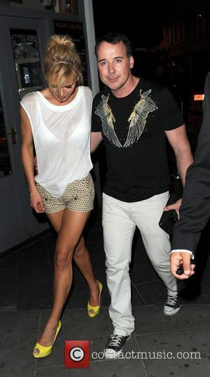 David Furnish arrives at Boujis Club London, England - 22.06.10