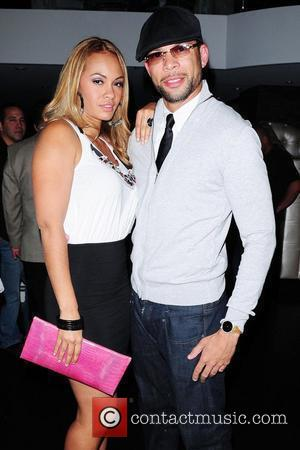 VH1's 'Basketball Wives' TV personality Evelyn Lozada and Al Reynolds at Bova Prime restaurant Fort Lauderdale, Florida - 01.04.10