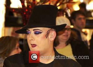 Selfridges, Boy George