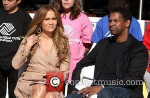 Jennifer Lopez and Denzel Washington