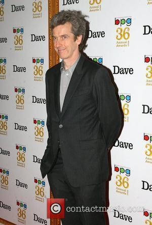 Peter Capaldi The 36th Annual Broadcasting Press Guild TV and Radio Awards at the Theatre Royal Drury Lane - Arrivals...