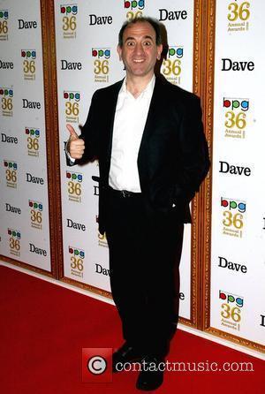 Armando Iannucci The 36th Annual Broadcasting Press Guild TV and Radio Awards at the Theatre Royal Drury Lane - Arrivals...