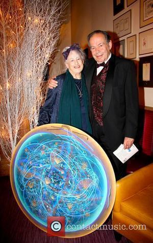 Lorraine Gill and Bono