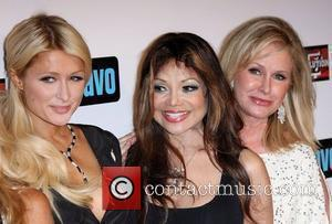 Paris Hilton, Kathy Hilton, La Toya Jackson and Real Housewives