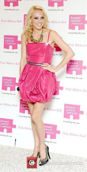 Camilla Dallerup and Pink