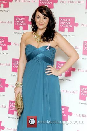 Martine Mccutcheon and Pink