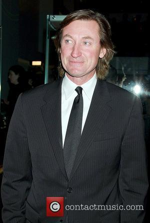 Former NHL star, Wayne Gretzky Breitling Flagship Boutique opening at 5th Avenue on 57th Street in New York City. New...