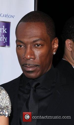 Eddie Murphy Turns 50 And Picks Up Award