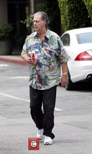 Brian Wilson out for lunch at Beverly Glen Market Place Los Angeles, California - 29.06.10