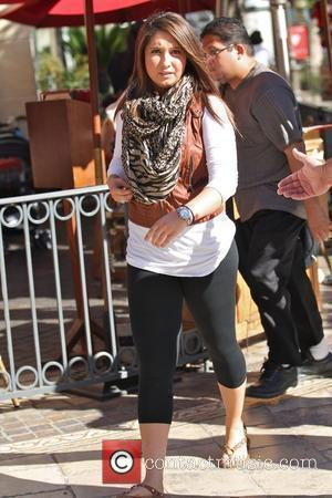 Bristol Palin arriving at The Grove for an interview for the entertainment television news programme 'Extra' Los Angeles, California -...