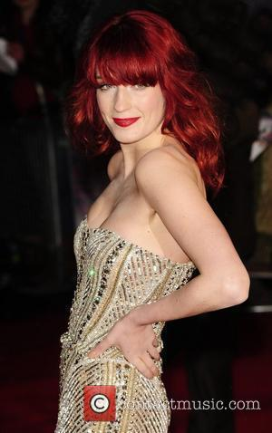 Florence Welch The BRIT Awards 2010 - 30th Anniversary  held at Earl's Court - Arrivals London, England - 16.02.10