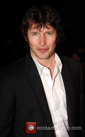 James Blunt The BRIT Awards 2010 - 30th Anniversary  held at Earl's Court - Arrivals London, England - 16.02.10