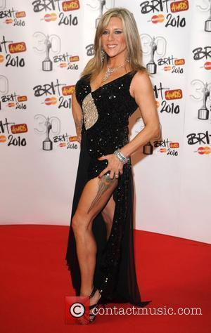 Samantha Fox  The BRIT Awards 2010 - 30th Anniversary held at Earl's Court - Press Room London, England -...
