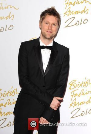 Christopher Bailey The British Fashion Awards held at the Savoy - Arrivals. London, England - 07.12.10