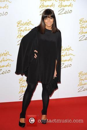 Claudia Winkleman The British Fashion Awards held at the Savoy - Arrivals. London, England - 07.12.10