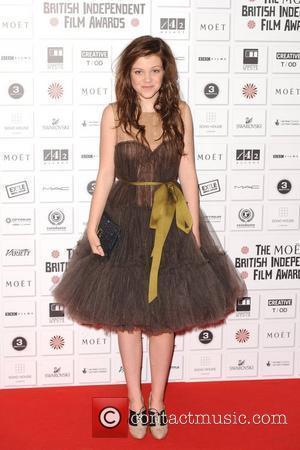 Georgie Henley The British Independent Film Awards held at the Old Billingsgate Market - Arrivals. London, England - 05.12.10
