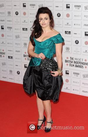 Helena Bonham-Carter The British Independent Film Awards held at the Old Billingsgate Market - Arrivals. London, England - 05.12.10