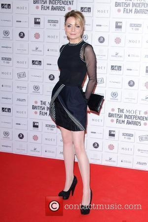Christine Bottomley The British Independent Film Awards held at the Old Billingsgate Market - Arrivals. London, England - 05.12.10