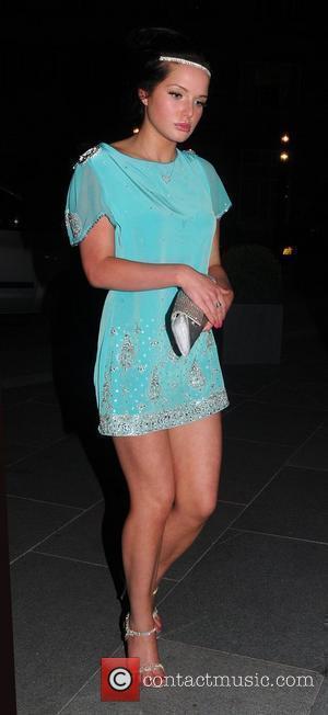 Helen Flanagan 2010 British Soap Awards After Party - Arrivals London, England - 08.05.10