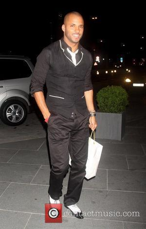 Ricky Whittle 2010 British Soap Awards After Party - Arrivals London, England - 08.05.10