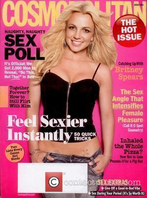 Britney Spears appears on the August 2010...