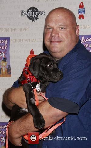 Kevin Chamberlin Broadway Barks: The 12th Annual Dog and Cat Adopt-a-thon held in Shubert Alley. New York City, USA -...