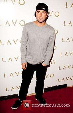 Brody Jenner celebrates his birthday at LAVO Nightclub at the Palazzo Resort Casino Las Vegas, Nevada - 27.08.10