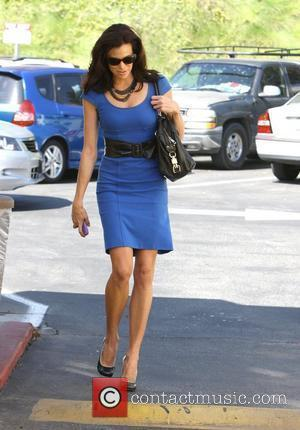 Brooke Burns and Deep Blue