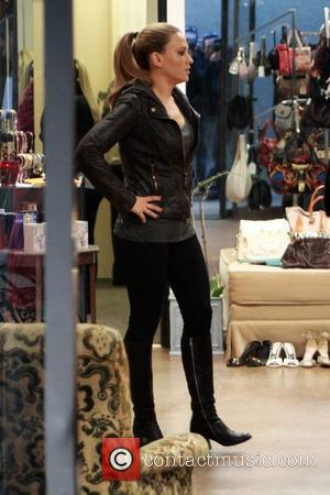 Brooke Mueller shopping at Beverly Glen Los Angeles, California - 07.01.11